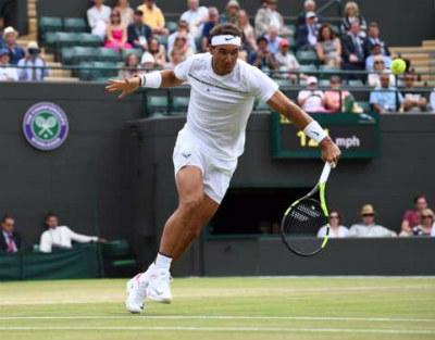 Chi tiết Nadal - Muller: Trả giá đắt vì sai lầm (Vòng 4 Wimbledon) (KT) - 8
