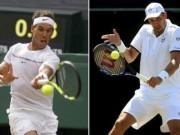 Thể thao - Chi tiết Nadal - Muller: Trả giá đắt vì sai lầm (Vòng 4 Wimbledon) (KT)