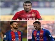 Bóng đá - Barca: Sợ bè phái Brazil, Messi chặn cửa mua sao từ Trung Quốc