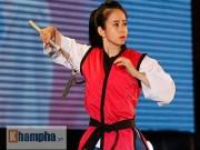 SEA Games: Chủ nhà chơi khó, taekwondo VN vẫn giữ lửa