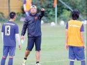 Bóng đá - Vòng loại U23 châu Á: Thực tập cho SEA Games