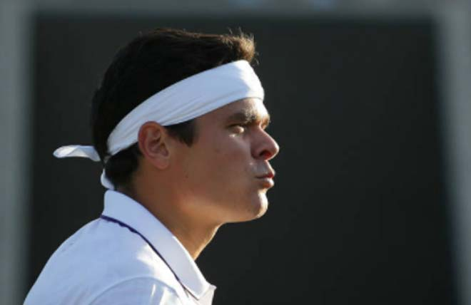 Wimbledon ngày 8: Raonic hẹn gặp Federer - 1