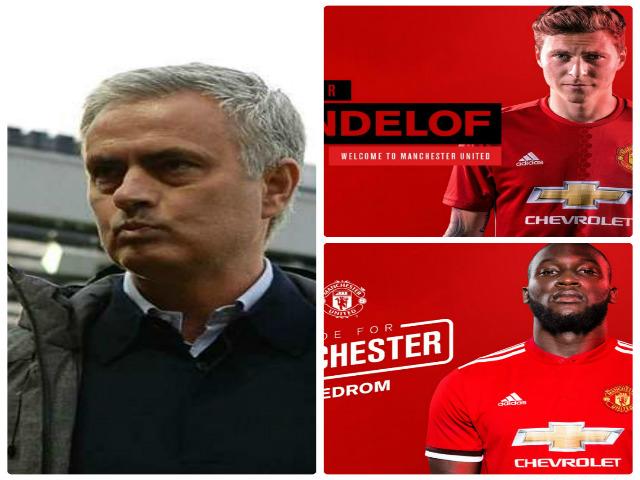 """MU và """"mảnh ghép"""" Lukaku, Lindelof: Sứ mệnh của Mourinho"""