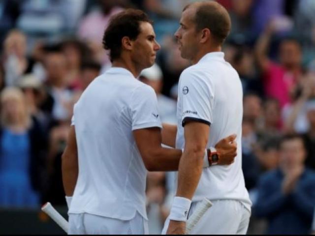 Nadal - Muller: Siêu kinh điển 28 ván set 5 (Vòng 4 Wimbledon)