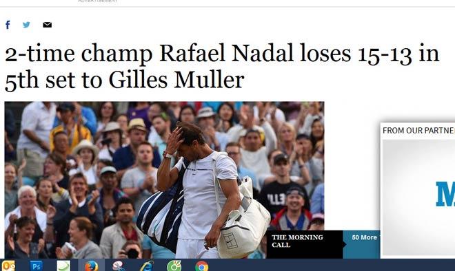 Wimbledon, kinh điển Nadal: Thế giới bàng hoàng, fan bênh vực - 3