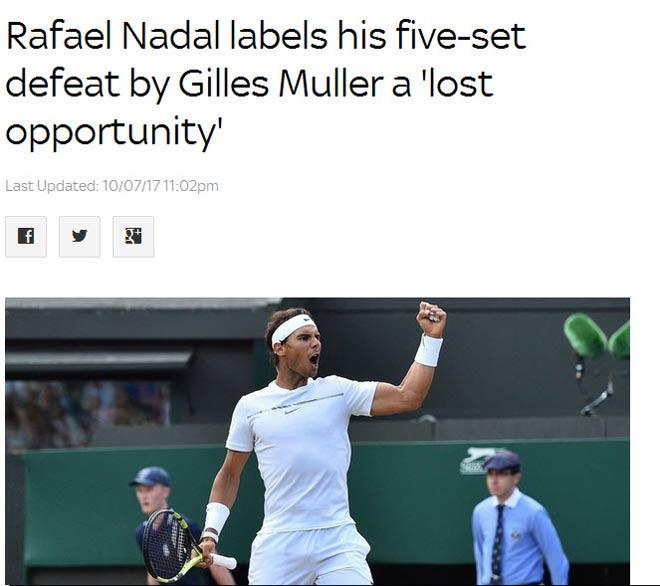 Wimbledon, kinh điển Nadal: Thế giới bàng hoàng, fan bênh vực - 5