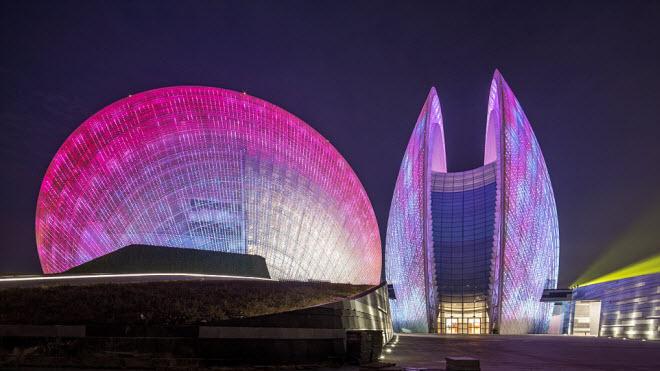 Tròn mắt trước những công trình kiến trúc ấn tượng nhất thế giới năm 2017 - 9