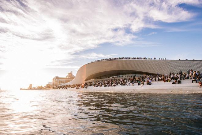 Tròn mắt trước những công trình kiến trúc ấn tượng nhất thế giới năm 2017 - 10