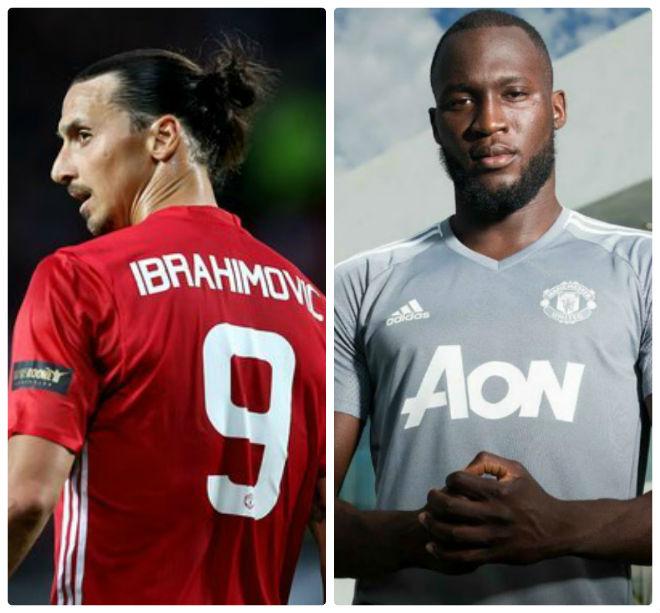 Lukaku chính thức về MU: Không lấy áo Rooney, chọn kế vị Ibra - 2