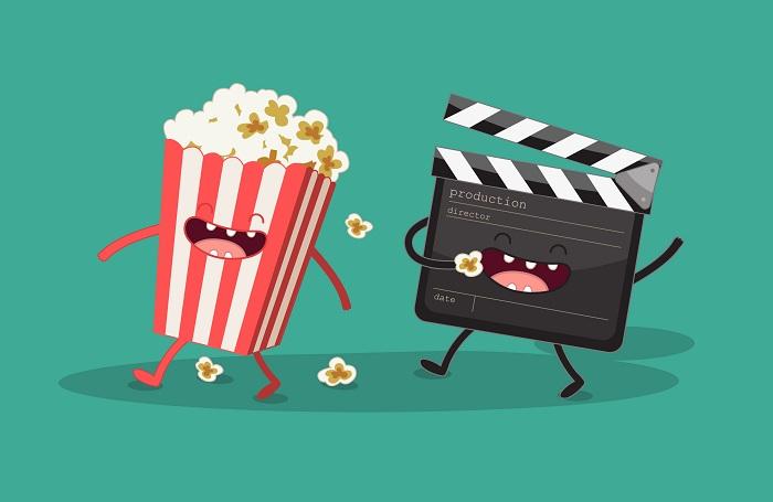 Giờ mới biết vì sao cứ xem phim lại phải ăn bỏng ngô - 4