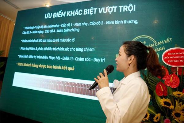 """""""Phép màu"""" đánh bay mọi vết nám đã xuất hiện tại Việt Nam - 4"""