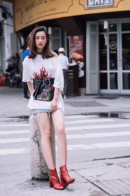 Nữ diễn viên Jun Vũ giữ vòng eo con kiến bằng Muay Thái - 13