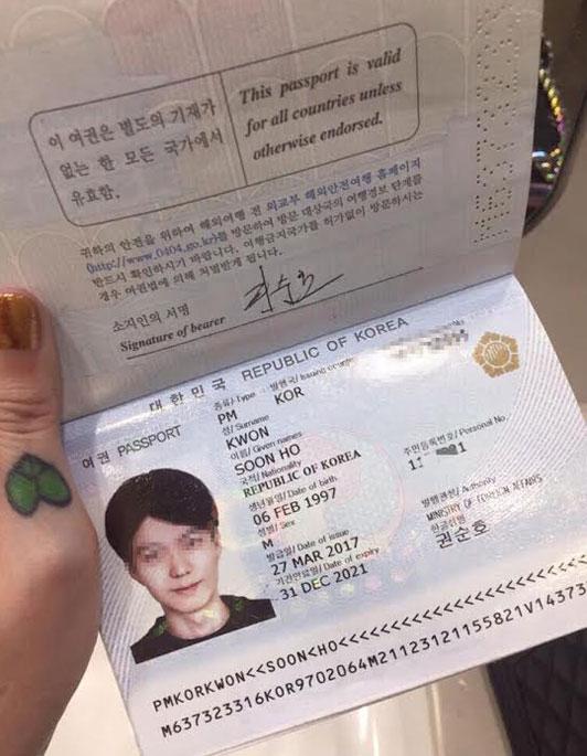 """Sang tận Hàn Quốc để gặp """"oppa"""", cô gái bị """"oppa"""" trộm luôn 59 triệu - 2"""