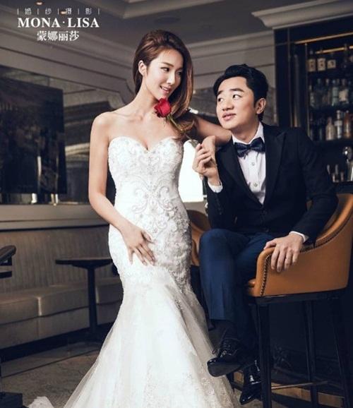 Cô vợ Hoa hậu nóng bỏng của tài tử vừa lùn vừa xấu trai nhất Hong Kong - 1