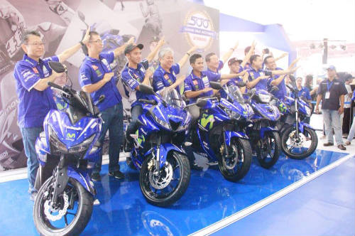 Yamaha R15 v3.0 Movistar ra mắt, giá 59,6 triệu đồng - 1