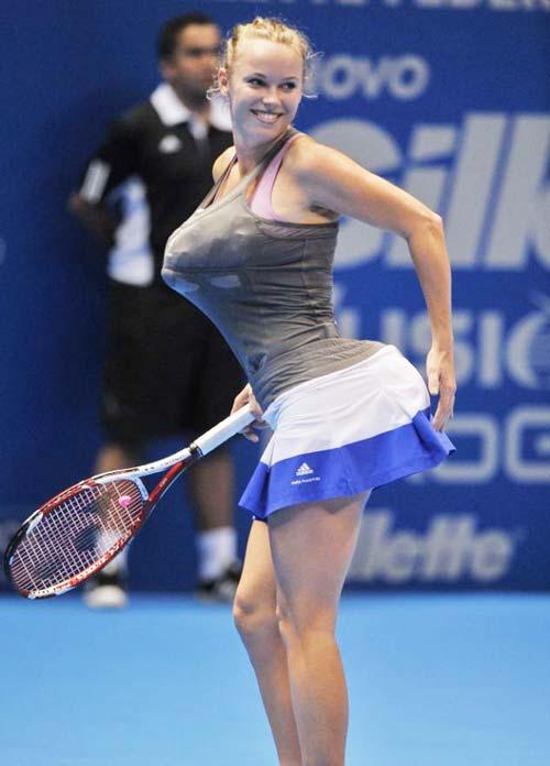 """6 nữ thần tennis nóng bỏng nhất """"đốt cháy"""" Wimbledon 2017 - 3"""