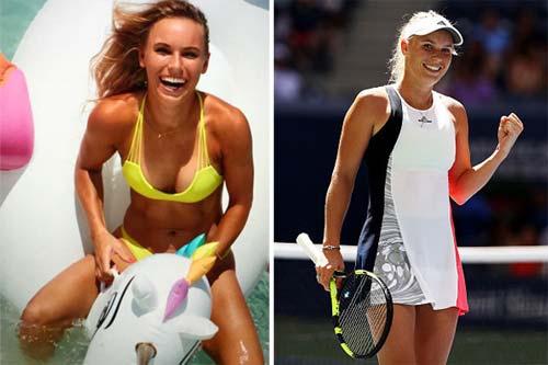 """6 nữ thần tennis nóng bỏng nhất """"đốt cháy"""" Wimbledon 2017 - 1"""