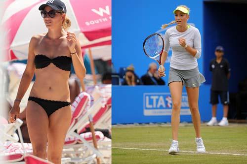 """6 nữ thần tennis nóng bỏng nhất """"đốt cháy"""" Wimbledon 2017 - 9"""