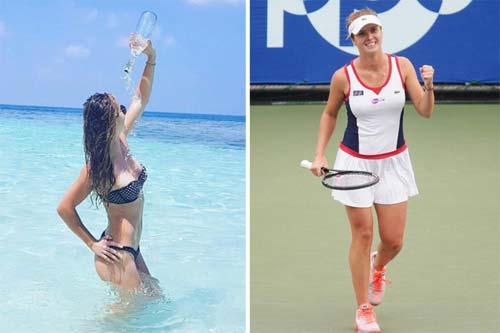 """6 nữ thần tennis nóng bỏng nhất """"đốt cháy"""" Wimbledon 2017 - 5"""