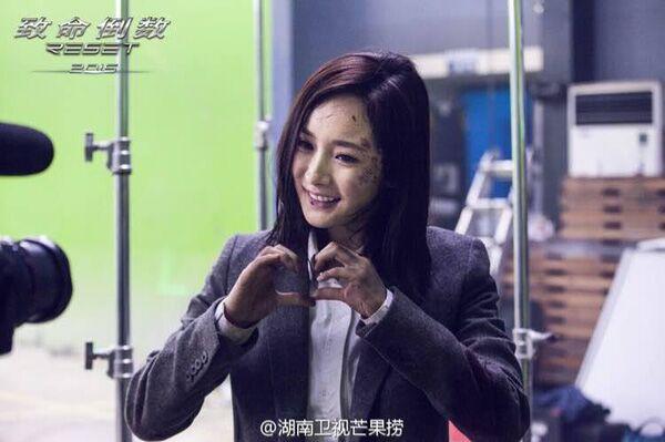 Dương Mịch chấp nhận bị thương, không cần diễn viên đóng thế - 5