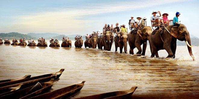 Tận hưởng kỳ nghỉ hè tại 13 điểm du lịch hấp dẫn nhất Tây Nguyên - 1