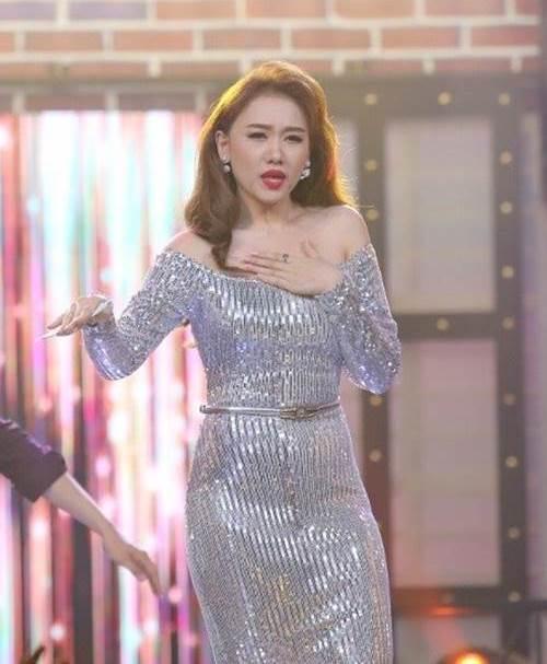 Hari Won: Từ cô gái ngấn mỡ đến mỹ nhân mình hạc xương mai - 9