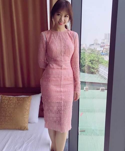 Hari Won: Từ cô gái ngấn mỡ đến mỹ nhân mình hạc xương mai - 6
