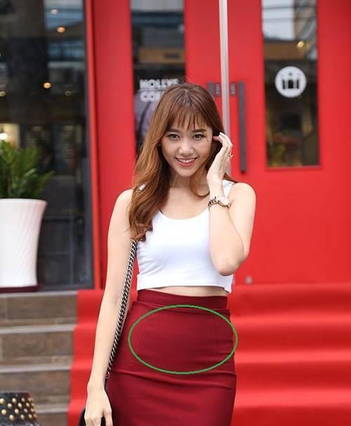 Hari Won: Từ cô gái ngấn mỡ đến mỹ nhân mình hạc xương mai - 7