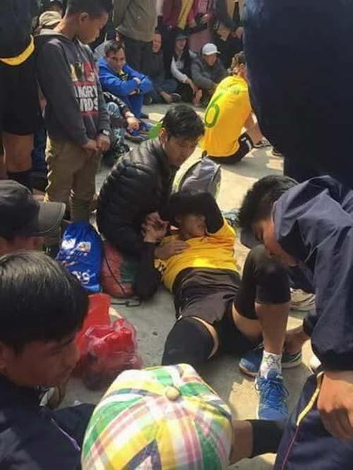 Tranh cãi khi tuyển bóng chuyền nữ Việt Nam về làng đấu đội nam - 6