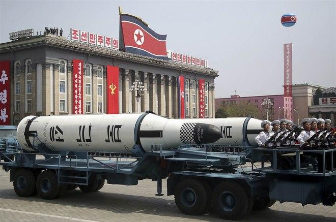 Chiến tranh Nga-Mỹ có thể nổ ra vì 1 tên lửa Triều Tiên? - 1