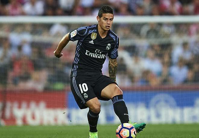 James Rodriguez gây sốc: Chọn Bayern, MU & Chelsea não nề - 1