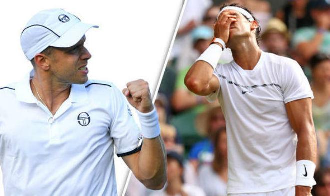 Nadal tự thua Wimbledon: Bi kịch và sự thất vọng bí hiểm - 2