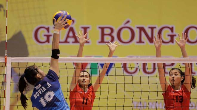 Tuyển trẻ Việt Nam - ĐT Indonesia: Niềm vui bất ngờ (Bóng chuyền VTV Cup) - 1