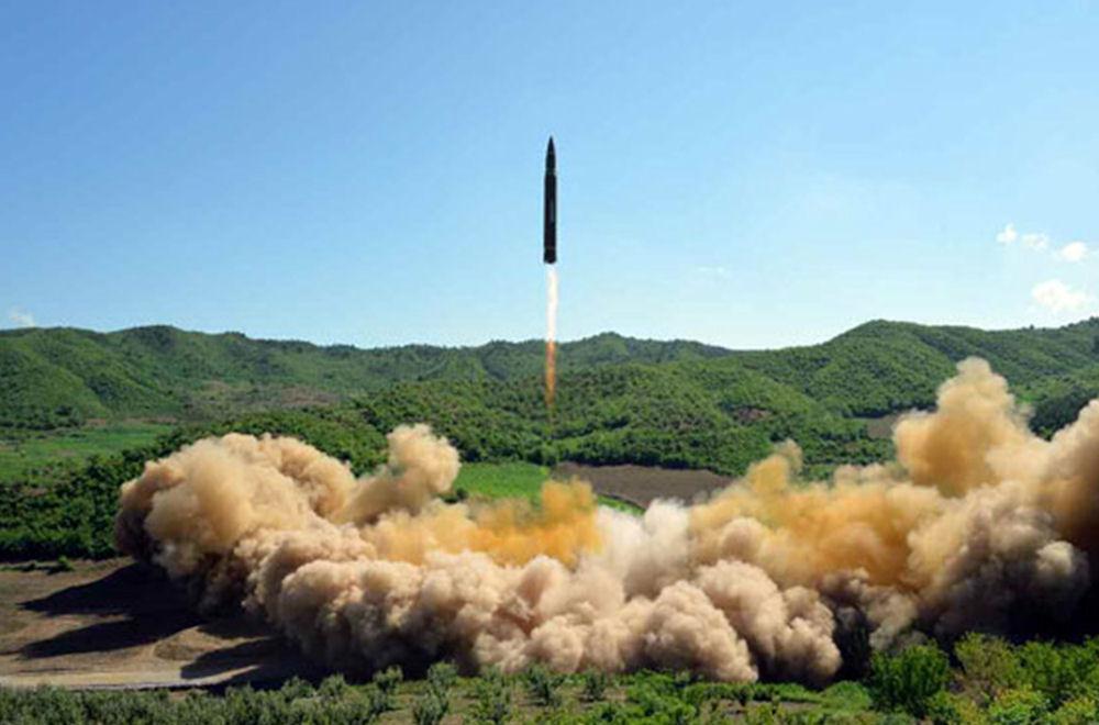 Tên lửa Triều Tiên đủ sức san phẳng căn cứ 48.000 lính Mỹ? - 1