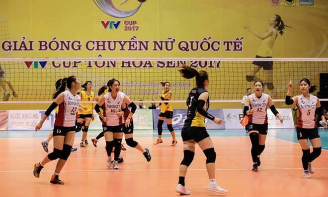 ĐT Việt Nam - Suwon: Tự làm khó mình (bóng chuyền VTV Cup) - 1