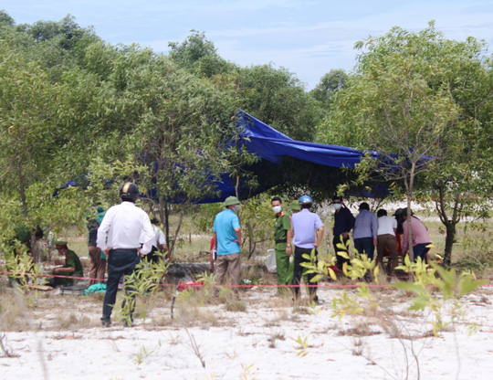 Cục Cảnh sát Hình sự vào cuộc vụ bé trai tử vong sau 5 ngày mất tích - 1