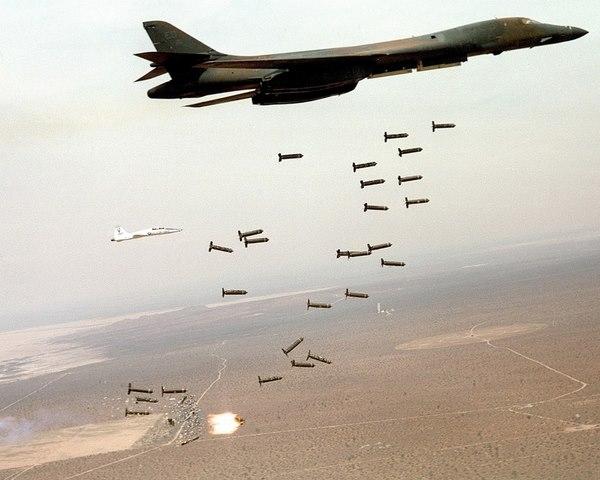 Oanh tạc cơ B-1: Siêu pháo đài ném bom độc nhất vô nhị - 3