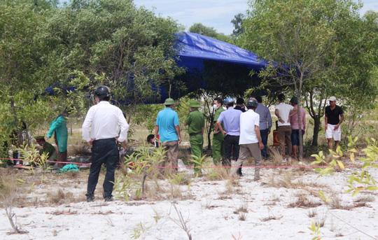 SỐC: Tìm thấy thi thể cháu bé mất tích bí ẩn ở Quảng Bình - 1