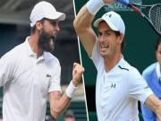 """Thể thao - Murray - Paire: Những """"nhát kiếm"""" quyết định (Vòng 4 Wimbledon)"""