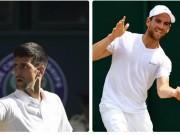 """Thể thao - Trực tiếp tennis Wimbledon ngày 9: Djokovic e sợ """"vết xe đổ"""" Nadal"""