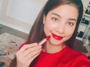 """Thỏi son hot nhất năm 2017: """"Son cầu hôn - MeBeauty Silk Touch Matte Lipstick"""""""