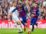 Siêu kinh điển Real - Barca: Khuynh đảo nước Mỹ, hot hơn MU