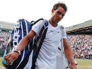 Wimbledon, Nadal: Vì sao đánh hay, cúp vàng vẫn rời tay?