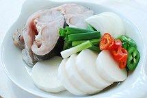 Cách nấu cá tuyết kho củ cải vét sạch nồi cơm - 2