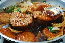 Cách nấu cá tuyết kho củ cải vét sạch nồi cơm - 4