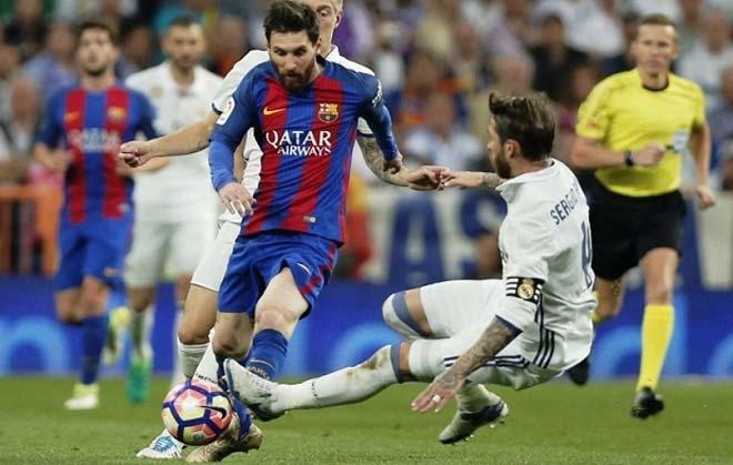 Messi không bao giờ ăn vạ: Cái giá của trái tim dũng cảm - 1