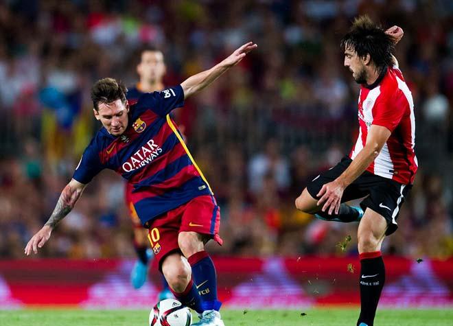 Messi không bao giờ ăn vạ: Cái giá của trái tim dũng cảm - 2