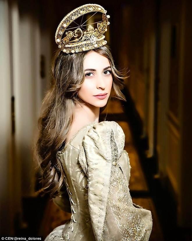 Váy cưới 227 tỷ đẹp như giấc mơ của con gái tỷ phú dầu khí Nga - 4