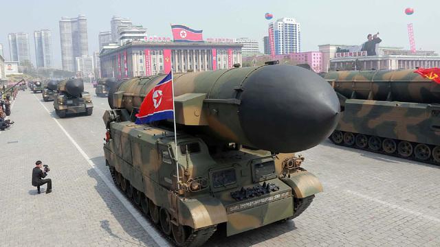 Kịch bản Triều Tiên tung đòn hạt nhân chống Mỹ và đồng minh - 2