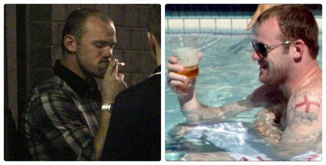 """Rooney – Huyền thoại dang dở MU: """"Quỷ dữ"""" trong hình hài chiến binh - 2"""